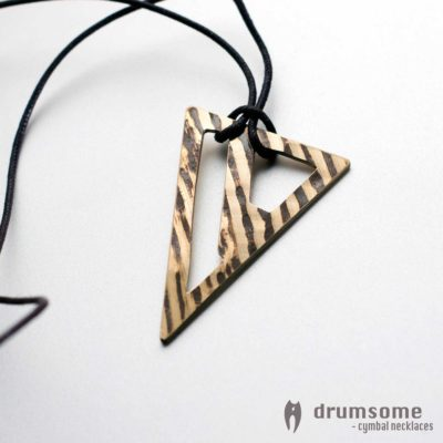 drummer necklace